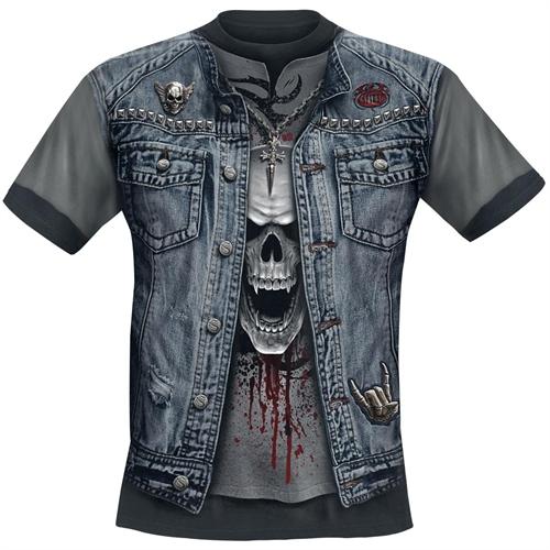 Spiral - Thrash Metal, T-Shirt