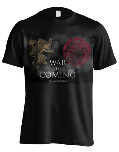 Game of Thrones - War is coming, T-Shirt