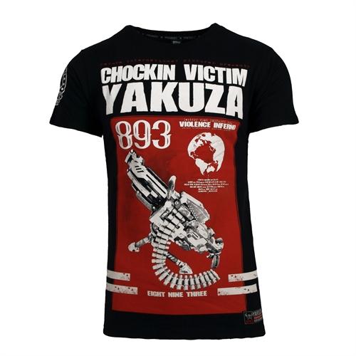 Yakuza - Chockin Victim, T-Shirt