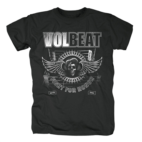 Volbeat - Fight for Honor, T-Shirt
