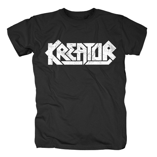 Kreator - Logo Satan is real, T-Shirt