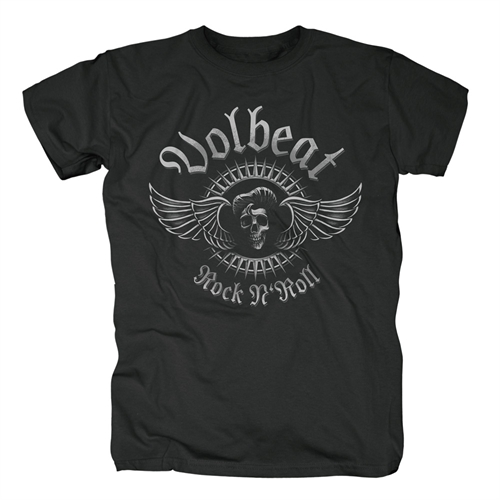 Volbeat - Rock N Skull, T-Shirt