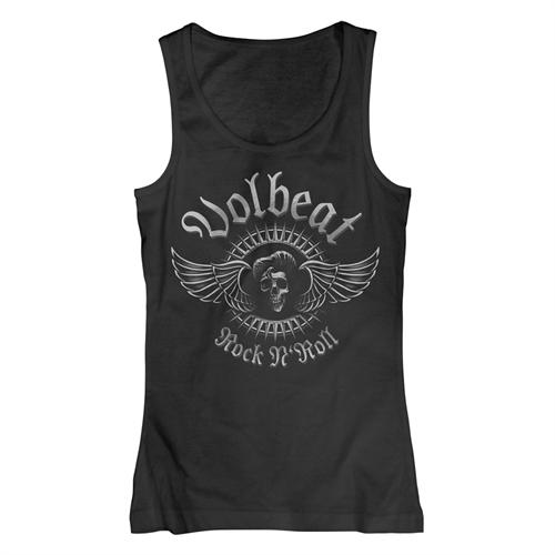 Volbeat - Rock N Skull, Girl-Top