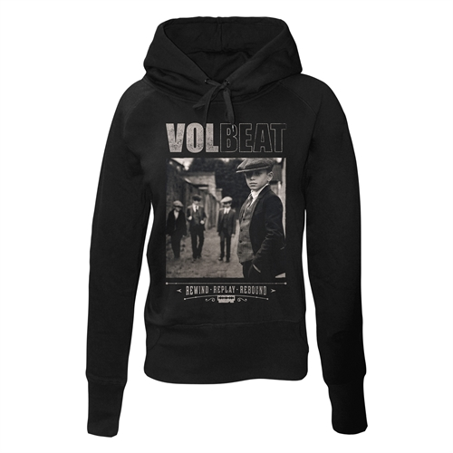 Volbeat - Rewind Replay Rebound Cover, Girl-Kapu