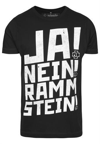 Rammstein - Ramm 4, T-Shirt