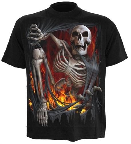 Spiral - Death Re-Ripped, T-Shirt