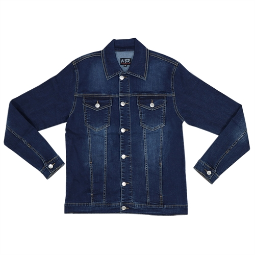 No Brands Required - Männer Jeans-Jacke