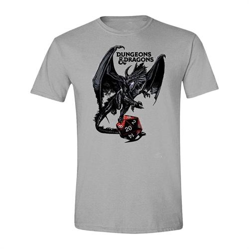 Dungeons & Dragons - Dragon Logo, T-Shirt