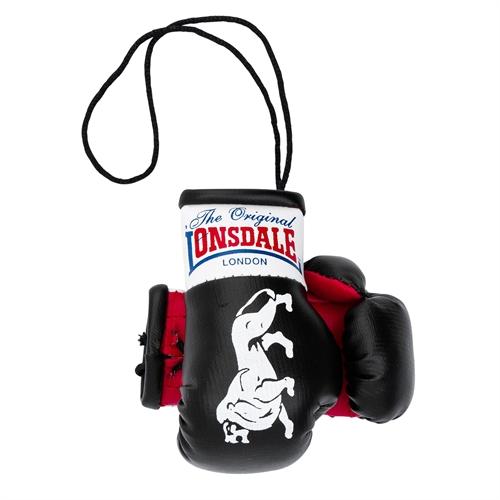 Lonsdale - Mini Boxhandschuhe, Autoanhänger
