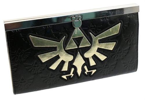 The Legend of Zelda - Golden Logo, Geldbeutel