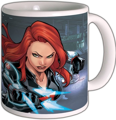 Avengers  - Black Widow, Tasse
