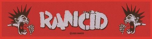 Rancid - Mohawk, Superstrip-Aufnäher