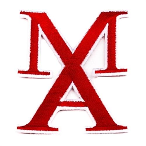 Martens Army - M/A, Aufnäher