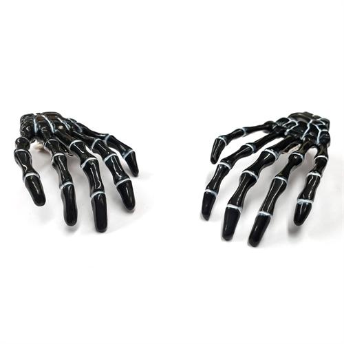 Skullhands - Haarspangen