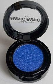 Manic Panic - Blue Banshee, Glitter-Lidschatten