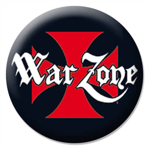 Warzone - Logo, Button