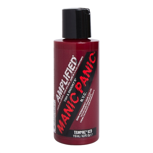 ManicPanic - Amplified Vampire Red, Haartönung