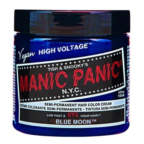 Manic Panic - Blue Moon, Haartönung