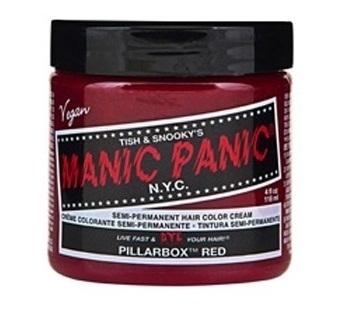 Manic Panic - Pillarbox Red, Haartönung