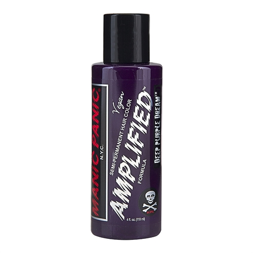 ManicPanic - Amplified Deep Purple, Haartönung