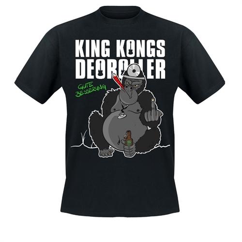 King Kongs Deoroller - Gute Besserung, T-Shirt