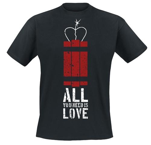 Hämatom - All you need is love, T-Shirt