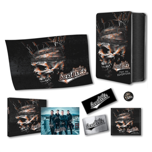 Local Bastards – Krone der Schöpfung, Ltd. Boxset (VVK)