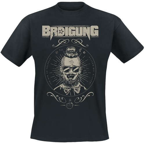 Brdigung - Fck Hpstr, T-Shirt