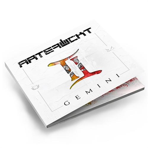 Artefuckt - Gemini, CD