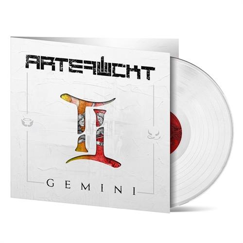 Artefuckt - Gemini, (ltd. white Vinyl)