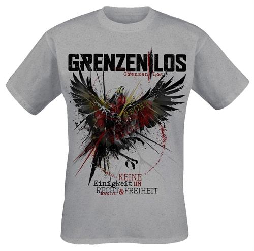 Grenzen|Los - KEURUF, T-Shirt