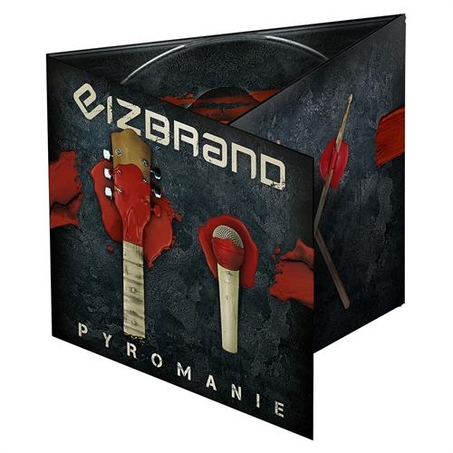 Eizbrand - Pyromanie, CD Digipack