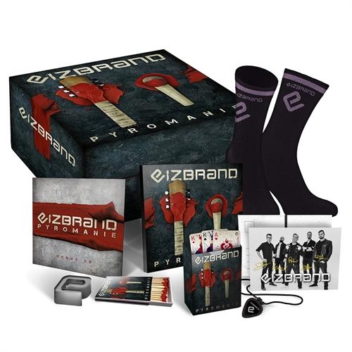 Eizbrand - Pyromanie, Boxset
