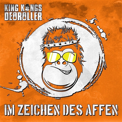 King Kongs Deoroller - Im Zeichen des Affen, CD
