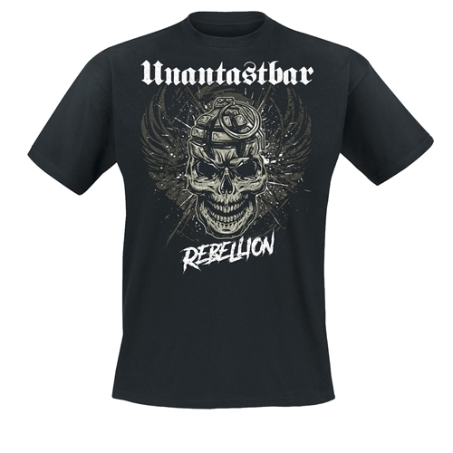 Unantastbar - Rebellion, T-Shirt