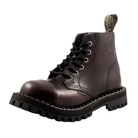 Steel - Rub Off, 6-Loch Boots