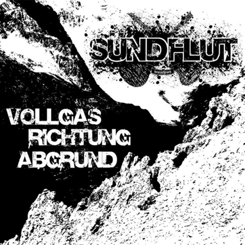 Sündflut - Vollgas Richtung Abgrund, CD