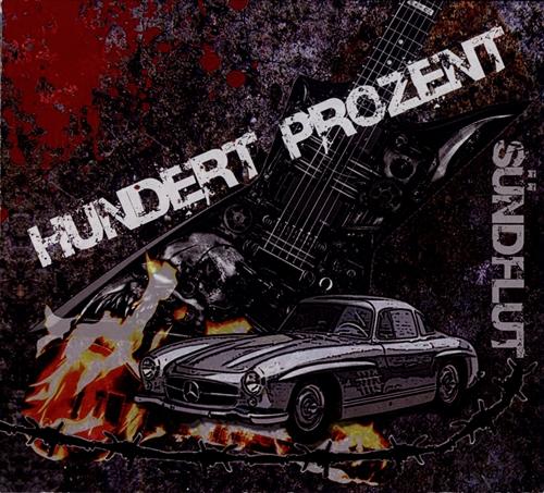 Sündflut - Der Republik die ..., CD