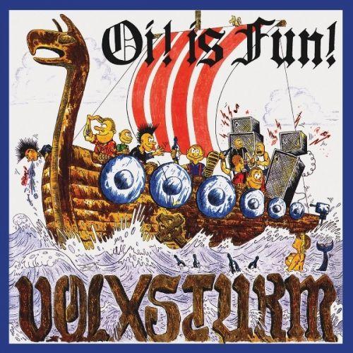 Volxsturm - Oi! Is Fun CD