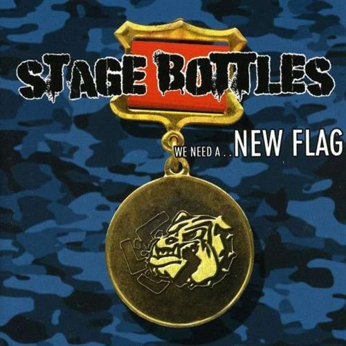 Stage Bottles - New Flag CD