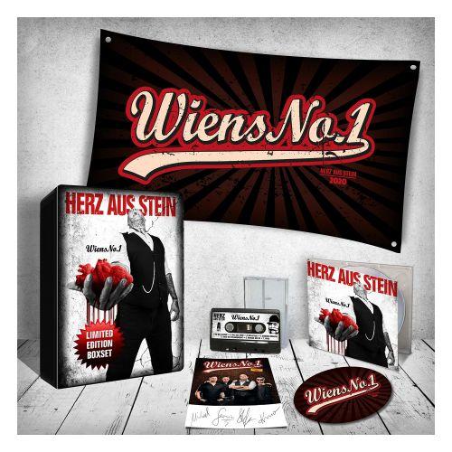 Wiens No.1 - Herz aus Stein (ltd. Boxset)