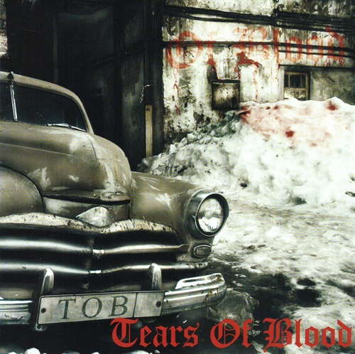 Tears Of Blood - Tears Of Blood CD