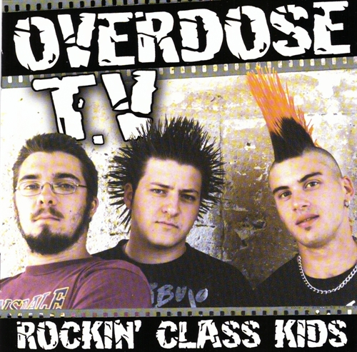Overdose TV - Rockin Class Kids CD