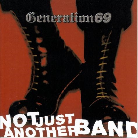 Generation 69 - Not Just Another Band, CD
