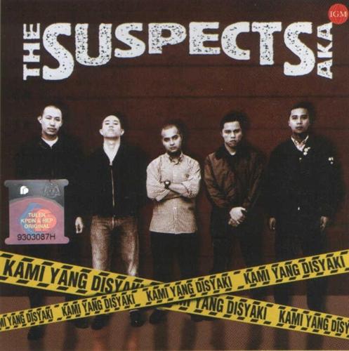 Suspects - Kami Yang Disyaki - CD