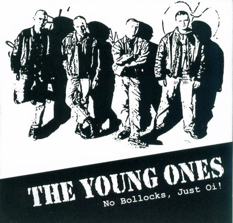 Young Ones - No Bollocks Just Oi! , CD