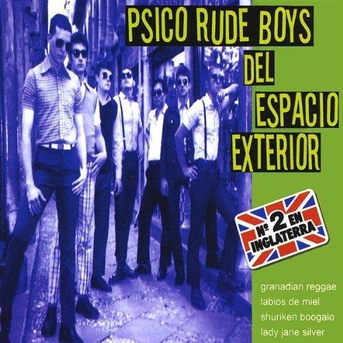 Psico Rude Boys Del Espacio Exterior - N.2 En Inglaterra, MCD