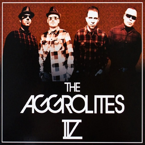 Aggrolites - IV, CD
