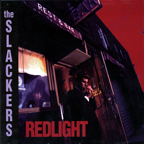 Slackers - Redlight CD