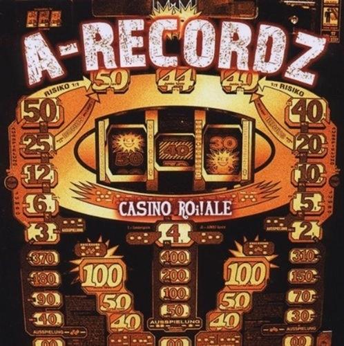 A-Recordz - Casino Roi!ale, CD